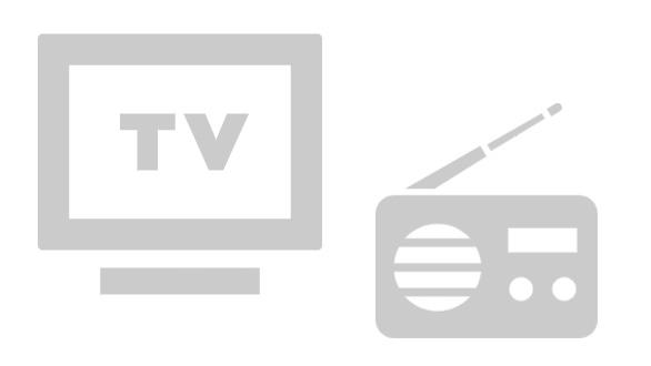 テレビ・ラジオ広告